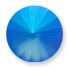 Custom Pastel Effect on Swarovski 1122 Sapphire