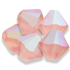 Custom Pastel Effect on Swarovski 5328 Rose Peach