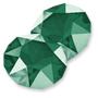 1088 Swarovski XIRIUS Round Stone Crystal LacquerPRO Royal Green (01L109S)