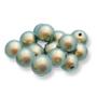 5810 Swarovski Crystal Pearl Iridescent Green (001 93)