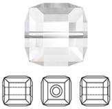 Swarovski 5601 Cube Bead