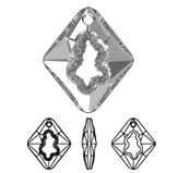 Swarovski 6926 Growing Crystal Rhombus Pendant