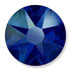 Swarovski Cobalt Shimmer Effect