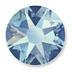 Swarovski Light Sapphire Shimmer Effect