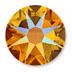 Swarovski Tangerine Shimmer Effect