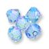 Swarovski Aqua Shimmer 2x on 5328