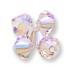 Swarovski Silk Shimmer 2x on 5328