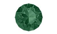 Swarovski 1088 XIRIUS Chaton Emerald