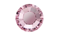 NEW! Swarovski 2038 XILION Rose Hotfix Light Rose