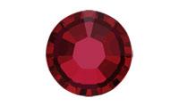 Swarovski 2038 XILION Rose Hotfix Scarlet