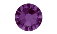 Swarovski 2058 XILION Rose Enhanced Amethyst