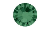 Swarovski 2058 XILION Rose Enhanced Emerald