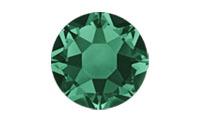 Swarovski 2078 XIRIUS Rose Hotfix Emerald