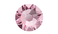 NEW! Swarovski 2088 XIRIUS Rose Flat Back Light Rose