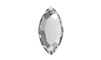 Swarovski 2200 Navette Flat Back Crystal