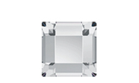 Swarovski 2400 Square Flat Back Crystal