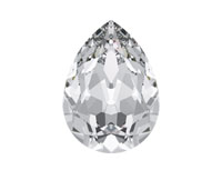 Swarovski 4320 Pear Fancy Stone Crystal
