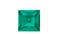 Swarovski 4428 XILION Square Fancy Stone Emerald