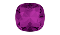 Swarovski 4470 Square Antique Fancy Stone Amethyst
