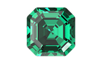 Swarovski 4480 Imperial Fancy Stone Emerald
