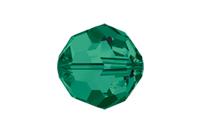 Swarovski 5000 Round Bead Emerald