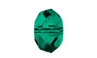 Swarovski 5040 Briolette Bead Emerald