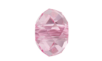 NEW! Swarovski 5040 Briolette Bead Light Rose