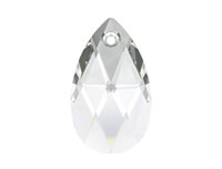 Swarovski 6106 Pear-shaped Pendant Crystal