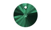 Swarovski 6428 XILION Pendant Emerald