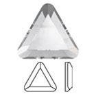 Swarovski 2711 Triangle flat Back