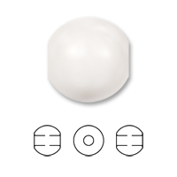 Swarovski 5810 Crystal Round Pearl 2mm