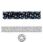 Swarovski 5951 Fine Rocks Tube no ending
