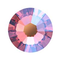 Swarovski Crystal Rose Peach Shimmer