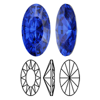 New! Swarovski 4162 Elongated Oval Fancy Stone