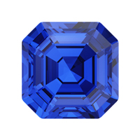 New! Swarovski 4480 Imperial Fancy Stone Majestic Blue