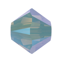 New! Swarovski Opal Shimmer Effect for 5328 XILION Bi-cone Bead