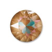 Swarovski Crystal Cappuccino LacquerPRO DeLite