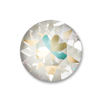 Swarovski Crystal Light Grey LacquerPRO DeLite
