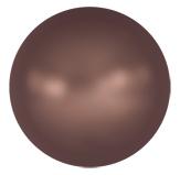 Swarovski Crystal Velvet Brown Pearl (951)