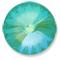 Custom Effect Ultra AB Emerald on Swarovski-1122