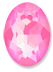 Custom Effect Ultra AB Pink on Swarovski-4120