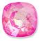 Custom Effect Ultra AB Pink on Swarovski-4470