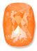 Custom Effect Ultra AB Orange on Swarovski-4568