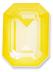 Custom Effect Ultra AB Citrine on Swarovski-4610