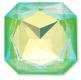 Custom Effect Ultra AB Lime on Swarovski-4675