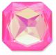 Custom Effect Ultra AB Pink on Swarovski-4675